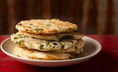 scallion pancakes recipe