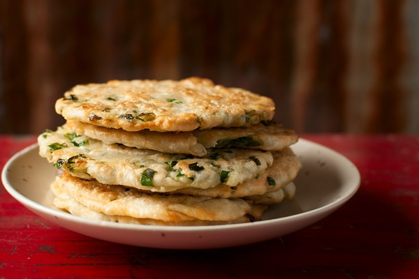 scallion pancakes recipe