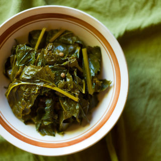 pickled mustard greens recipe