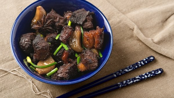 red cooked bear recipe