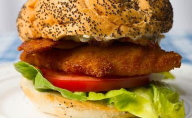 fish sandwich recipe