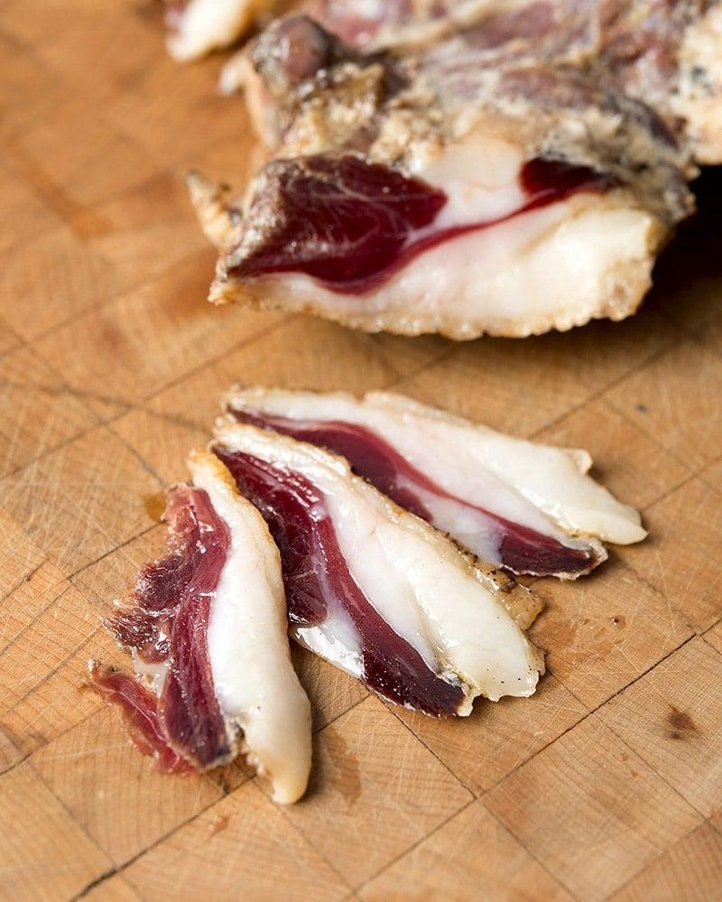 goose leg ham recipe