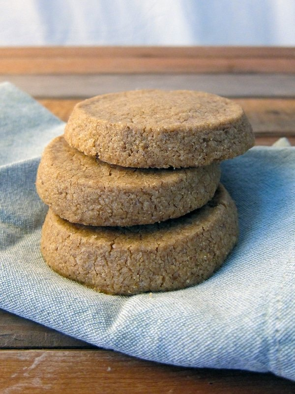 acorn cookies make like shortbread