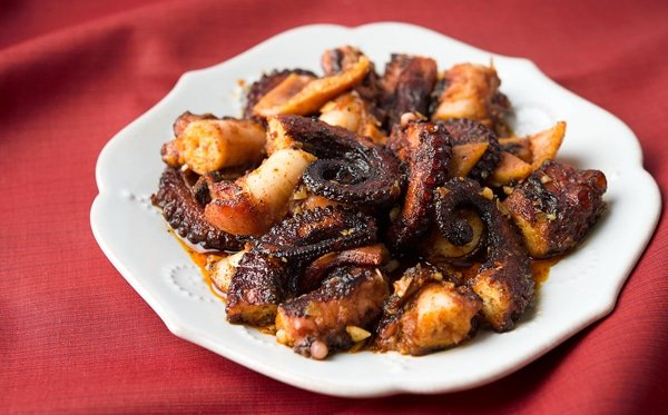 pulpo gallego recipe