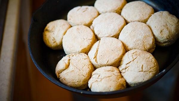 bear fat biscuits recipe