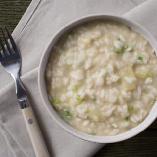 cardoon risotto recipe