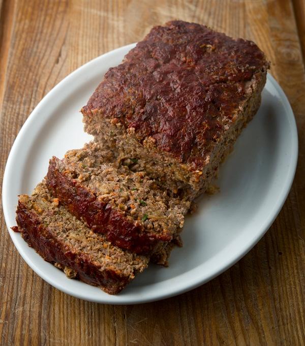 Venison Meatloaf Recipe How To Make Venison Meatloaf Hank Shaw