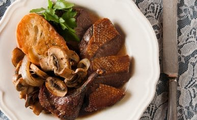 salmis of duck recipe