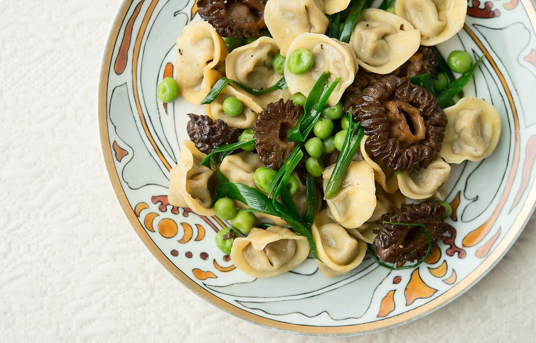 mushroom tortellini recipe