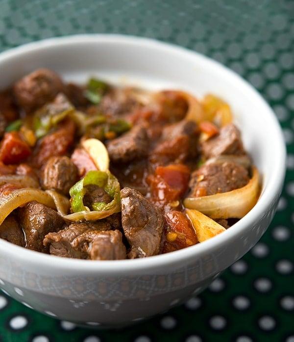 Ethiopian tibs recipe
