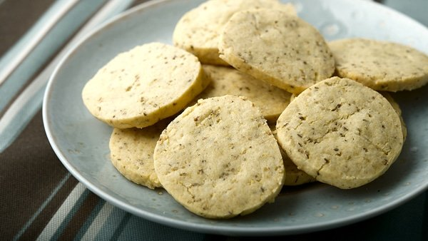 fennel cookies