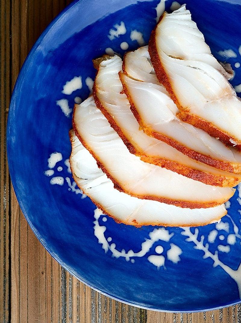 smoked sablefish recipe