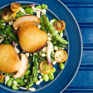 spring porcini recipe