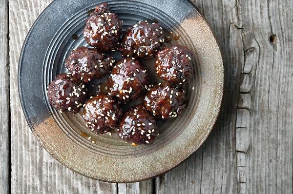 venison meatballs japanese recipe