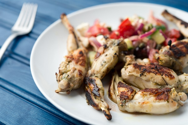 recipe: how to cook frog legs on the grill [28]
