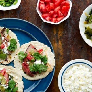 grilled venison tacos recipe
