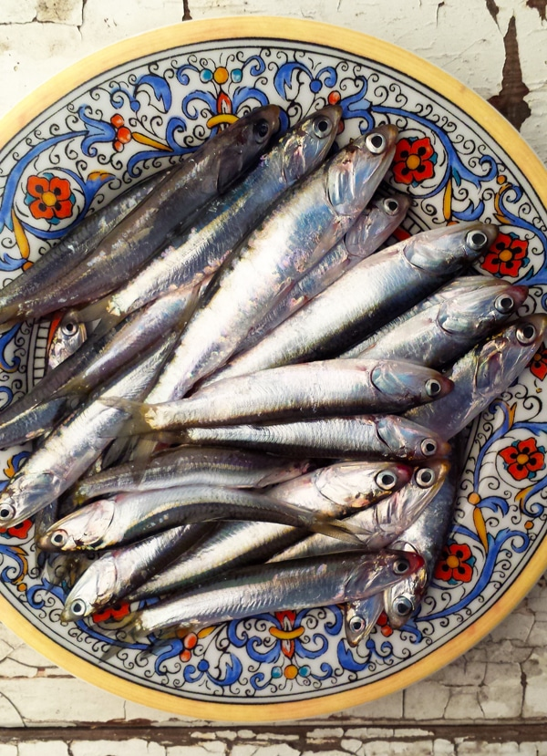 how to make boquerones