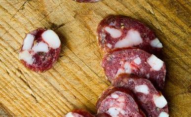basic salami recipe