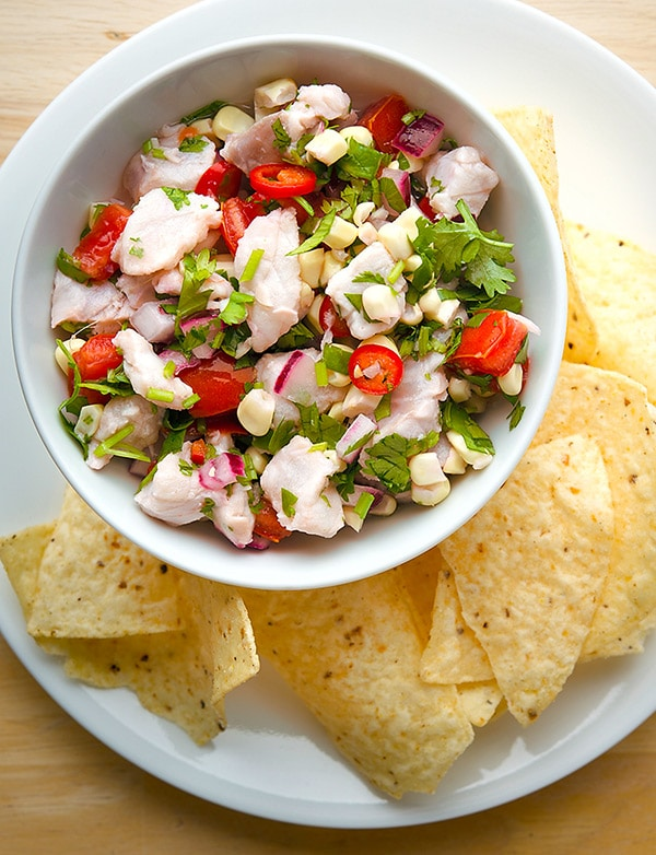 basic ceviche recipe