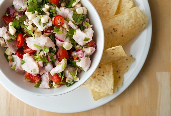 How To Make Ceviche Safely Basic Ceviche Recipe Hank Shaw