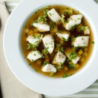 pike soup