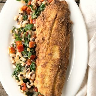 speckled trout recipe