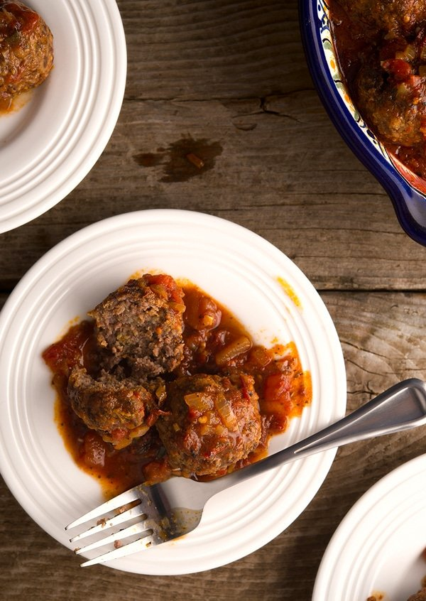 Mexican chipotle meatballs recipe