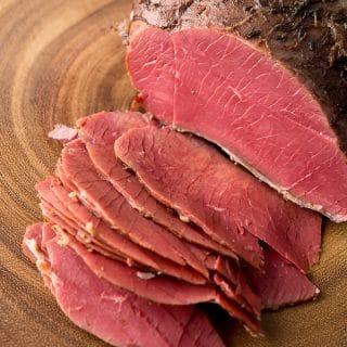 corned venison recipe