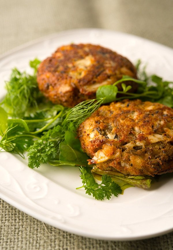 fish cakes wild rice recipe