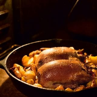 slow roast duck recipe