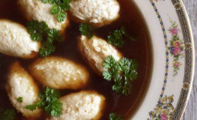 Pike dumplings recipe
