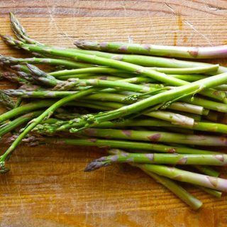 Foraging for Wild Asparagus