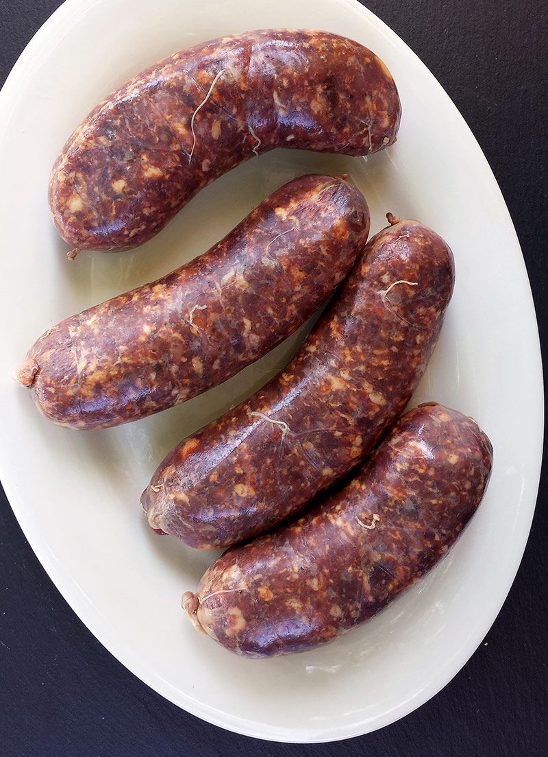 the process of making chorizo sausage a family recipe How to make homemade sausage always keep meat as cold as possible through the grinding process so the fat does not question regarding the chorizo recipe.