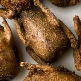 Deep Fried Doves
