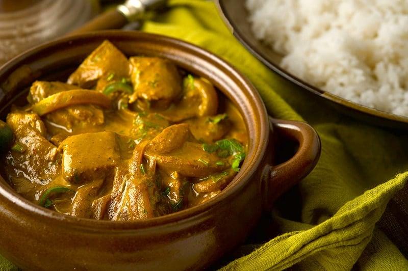 Indian Fish Curry Recipe A Recipe For Goan Fish Curry