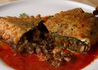 Dove chiles rellenos recipe