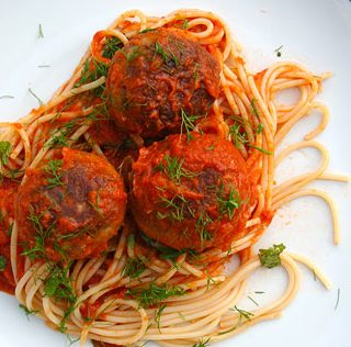 Italian tuna meatballs recipe