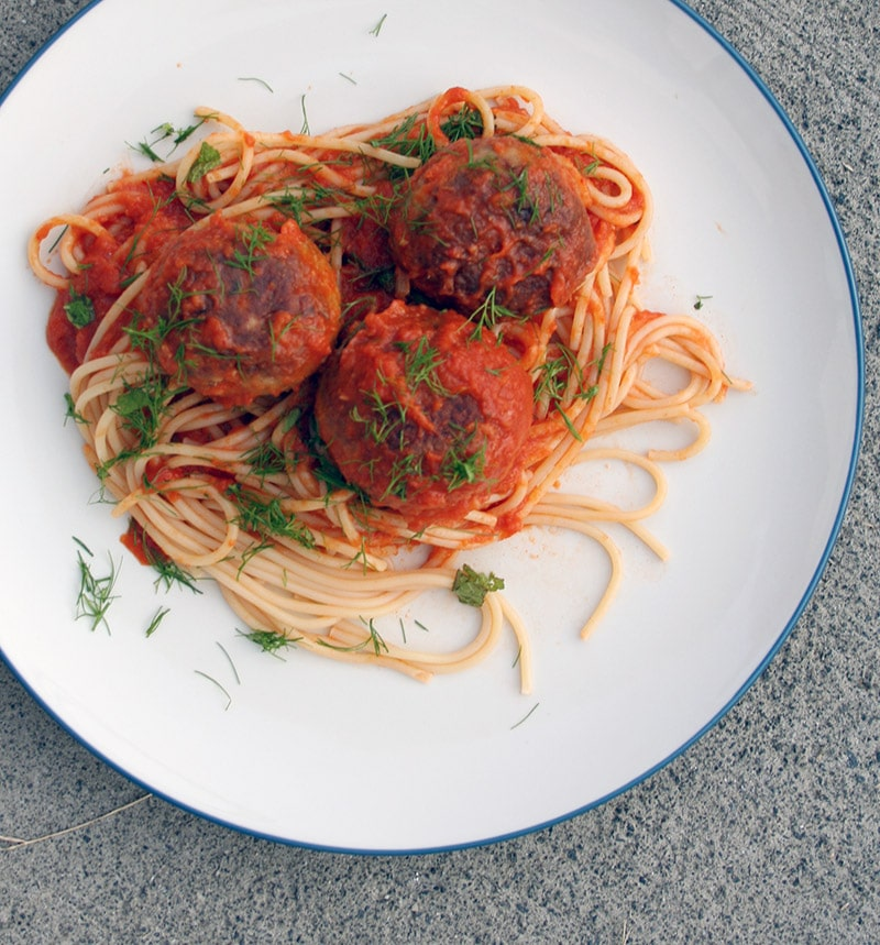 tuna meatballs recipe