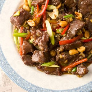 Kung Pao Venison