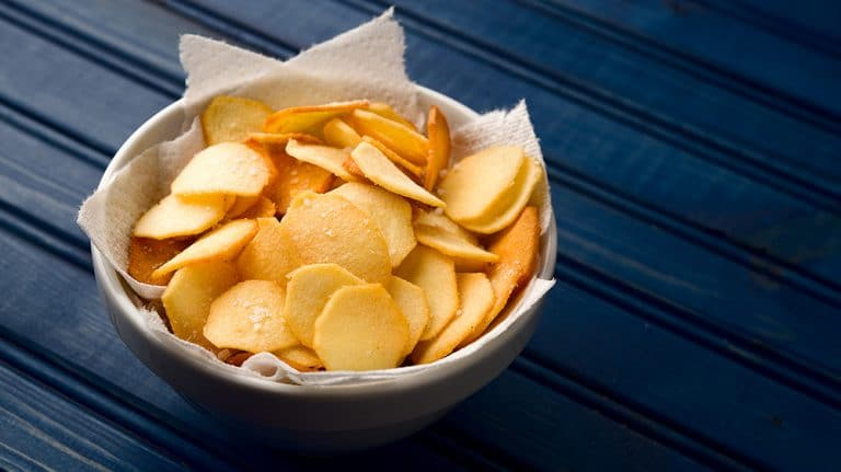 Arrowhead Chips Free Recipe by Hank Shaw from Honest Foods