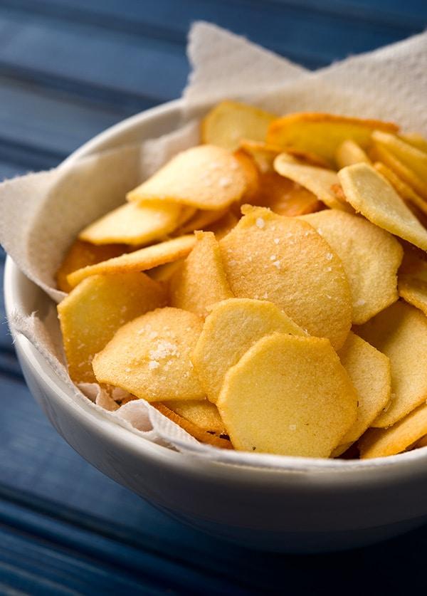 Arrowhead chips recipe