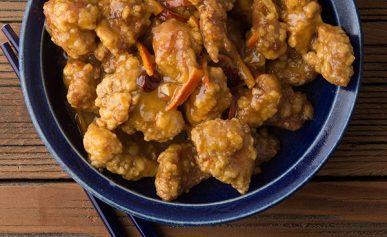 orange pheasant recipe