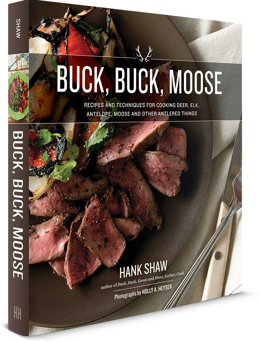 Buck, Buck, Moose Book