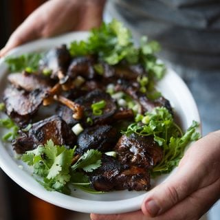 Teriyaki duck legs recipe