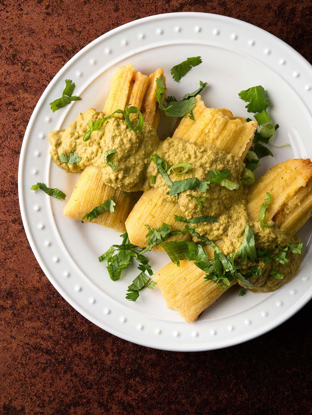 turkey tamales recipe