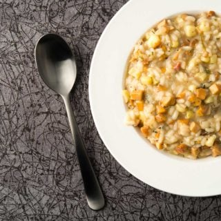 Chanterelle Risotto