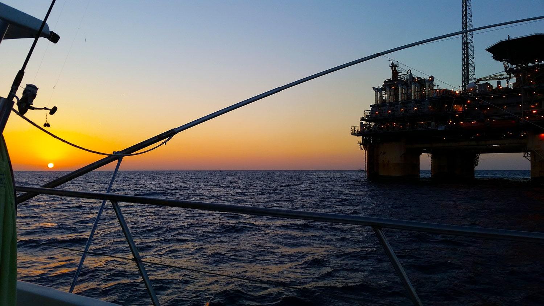 Gulf of Mexico tuna fishing