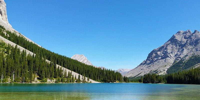 Elbow Lake, Alberta