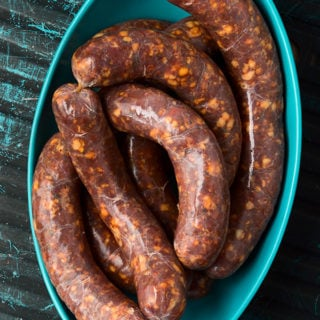 spicy Italian sausage recipe