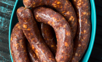 spicy Italian sausage recipe